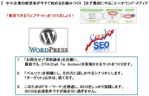 集客の仕組みホームページ・WEB